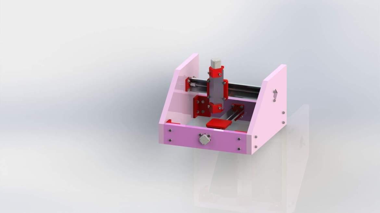 machine proto v4 pink ed