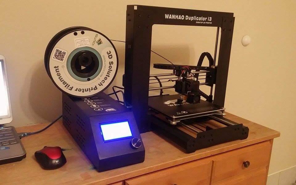 wanhao 3d printer setup